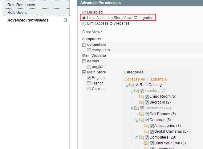 main_english_admin   Roles   Permissions   System   Magento Admin (3)