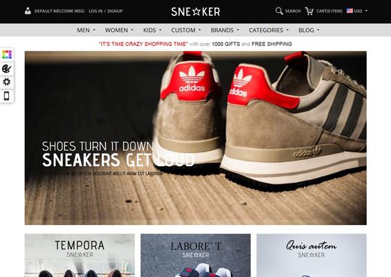 Gala Sneaker