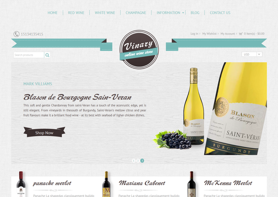 vinary